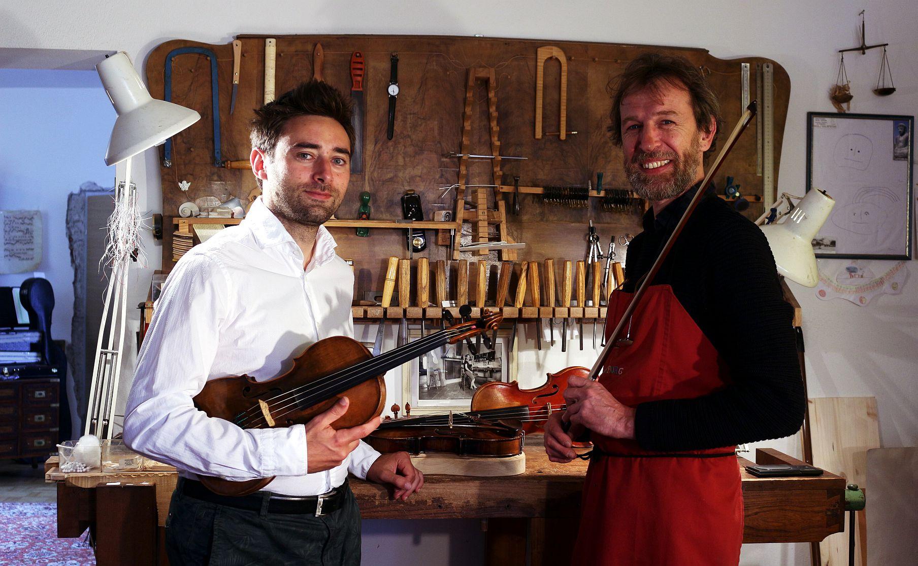 Geigenkauf