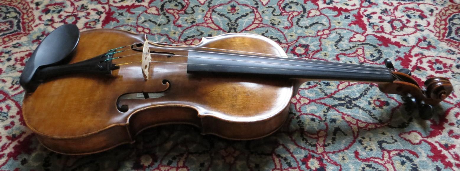 Neue Geige